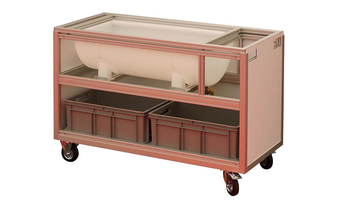 gws 530l drk kv osnabr ck ewers fahrzeugbau. Black Bedroom Furniture Sets. Home Design Ideas