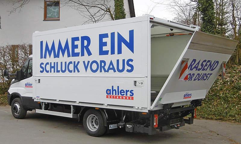 Cityworker CW XXL: Ewers Fahrzeugbau