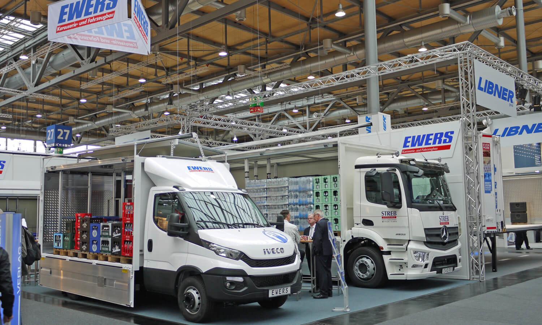 Oktober 2014: Ewers Fahrzeugbau