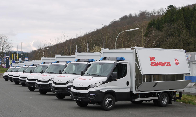 Aktuelles Getränke-Fahrzeuge: Ewers Fahrzeugbau